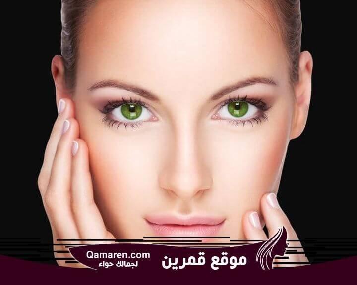 فوائد فيتامين ( A ) لتسمين الخدود و جمال الوجه