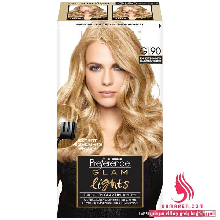 L'oreal Superior Preference Galm Lights