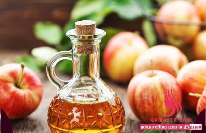 قناع خل التفاح من أهم طرق تطويل الشعر