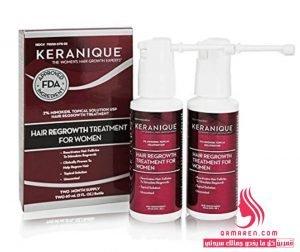 شامبو Keranique لعلاج تساقط الشعر