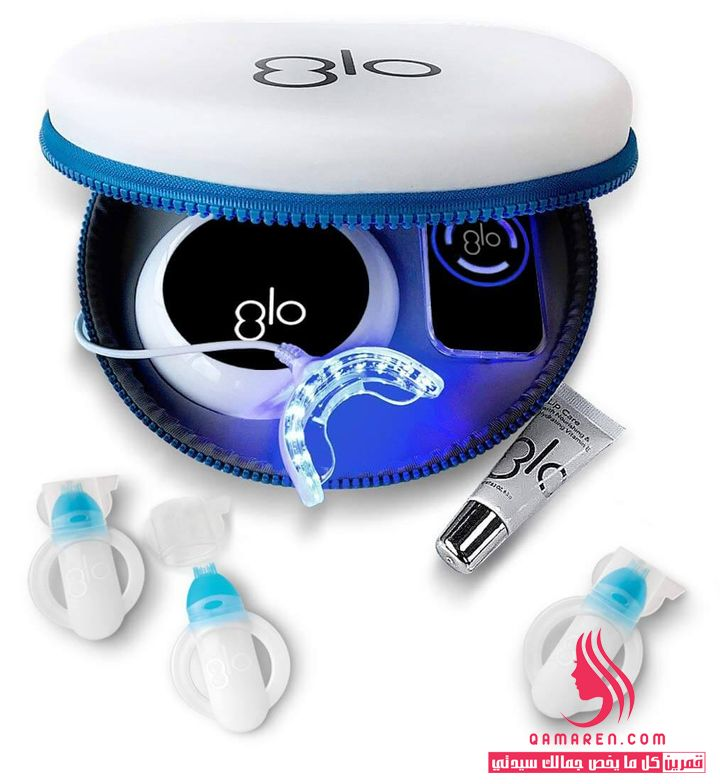 Glo Science Glo Lit Teeth Whitening Tech Kit جهاز لتبييض الأسنان